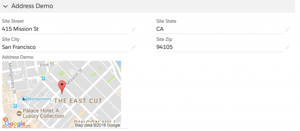 Add Clickable Google Map to Custom Address Field – The