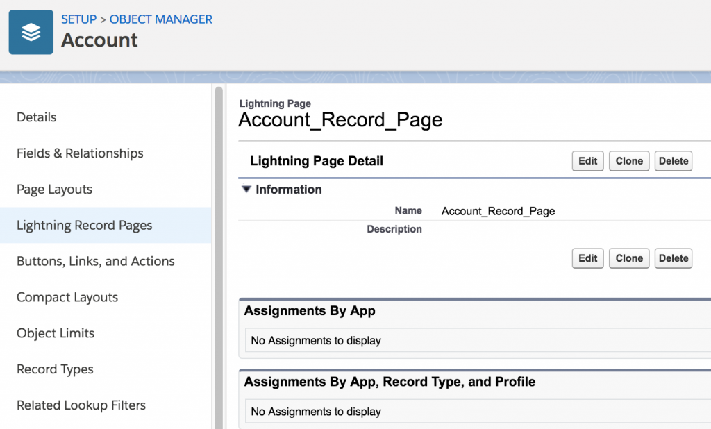 Lightning Layout Tricks: Record Detail Tabs – The Accidental