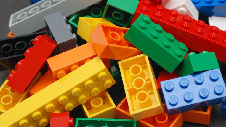 pile of multi-colored legos